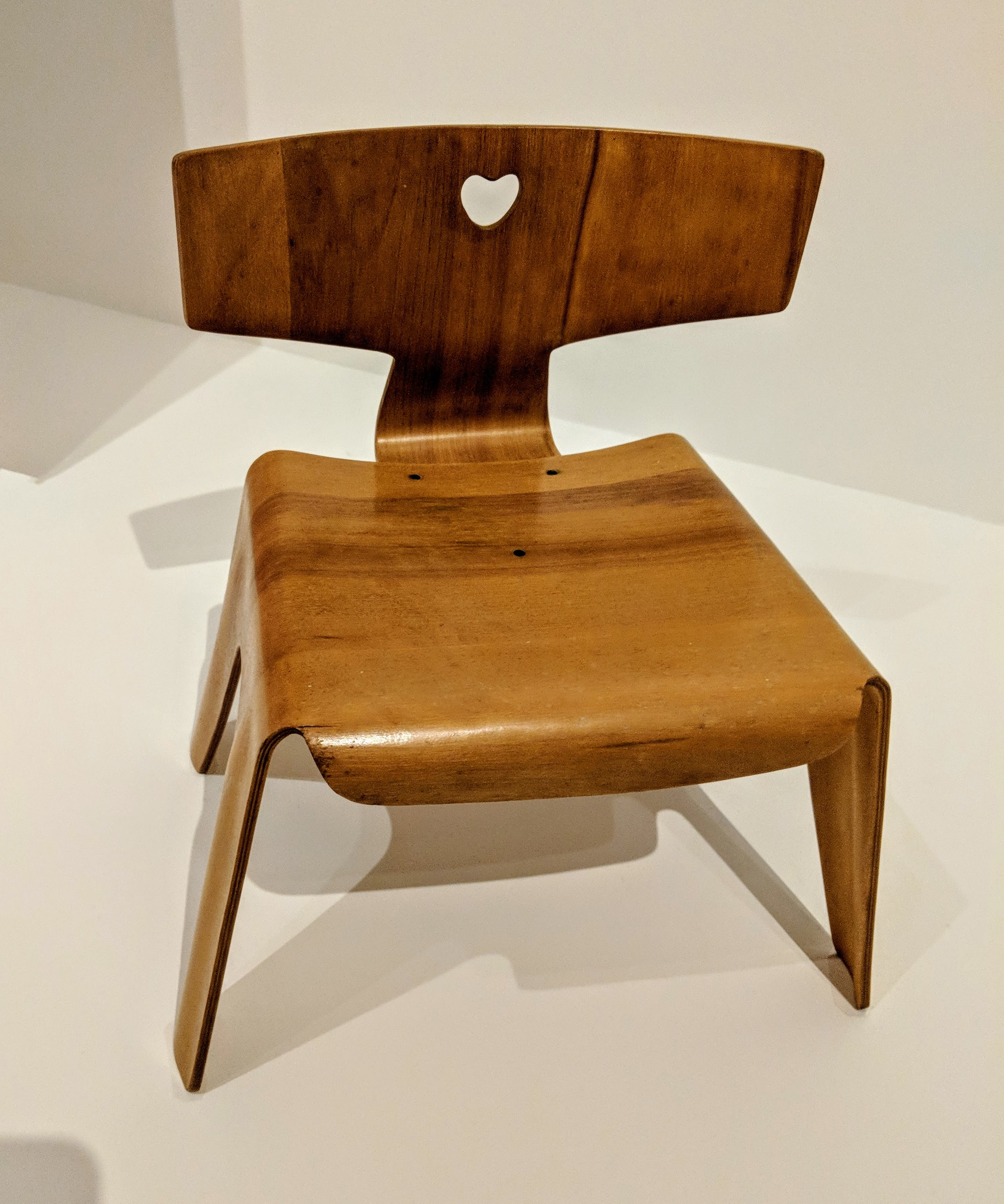 Eames stacking chair for children