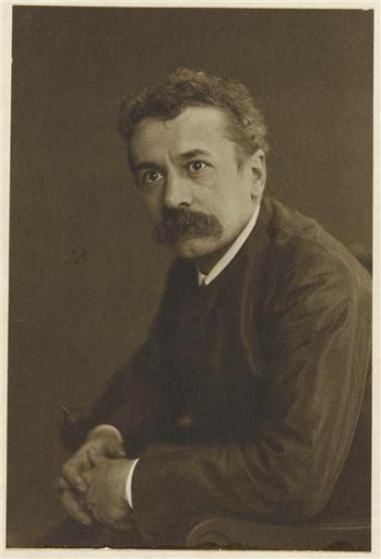 René Lalique Portrait
