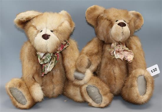 Angie Rogers Fur Teddy Bears