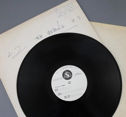 Led Zeppelin In Through The Out Door album