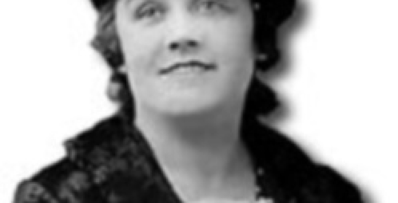 Portrait Photo of Clarice Cliff