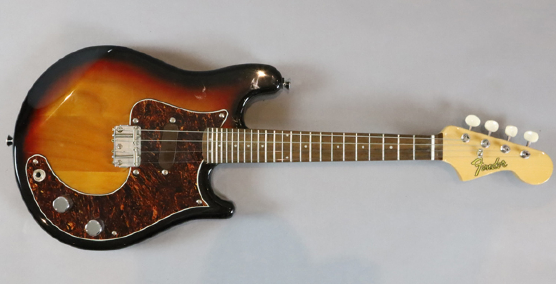 Fender Mando-Strat Guitar