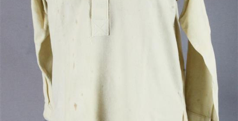 Frank Roberts England International Football Shirt