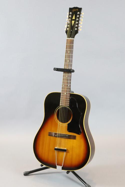 Vintage Gibson 12 string B-45 -12